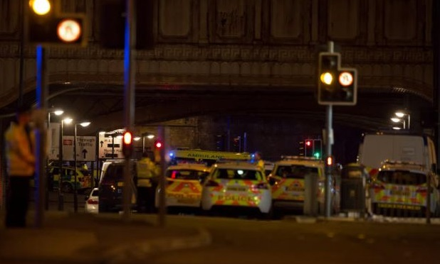 81d73bc9ffd8 Manchester attack  at least 22 killed at Ariana Grande concert ...