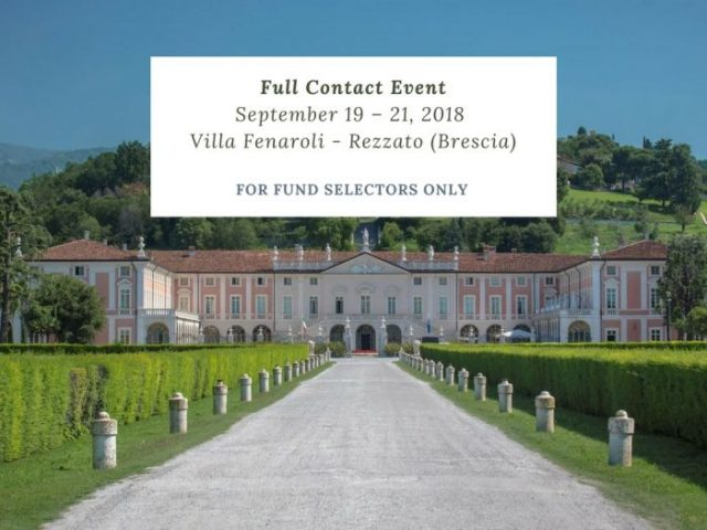 Full Contact Event – Villa Fenaroli @ Villa Fenaroli