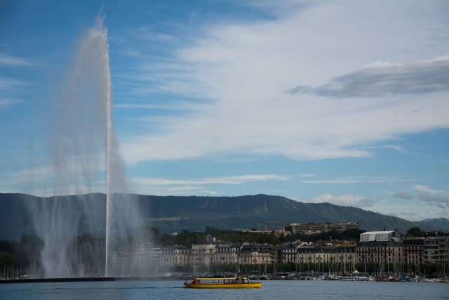 Geneva forum for sustainable investment #GFSI2019 @ Kempinski Geneva