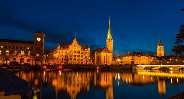 Swiss Fintech Fair @ Kraftwerk Zurich