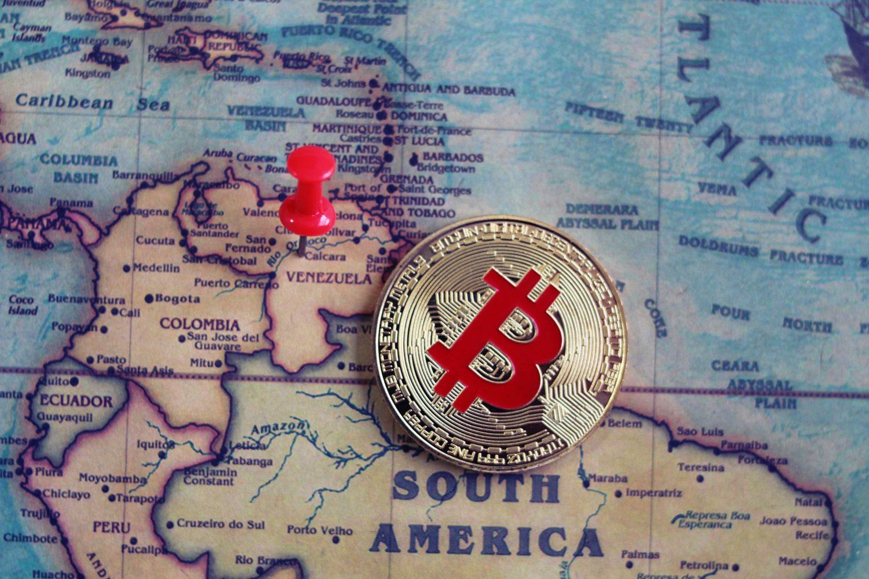 Bitcoin: venesuela paleidžia keitimą